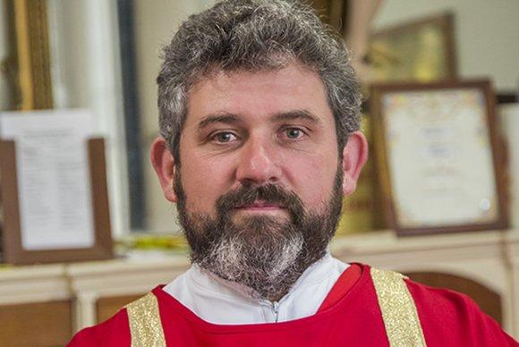 Deacon Seamus Talbot