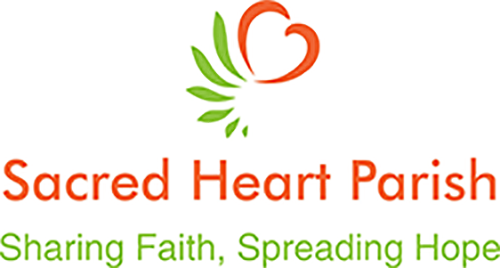 Sacred heart Roscommon Catholic Church Retina Logo